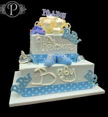 baby shower gift box cake u2022 palermo u0027s custom cakes u0026 bakery