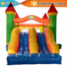 yard home use inflatable bounce house outdoor backyard playing
