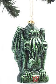 cthulhu solstice ornament the hplhs store