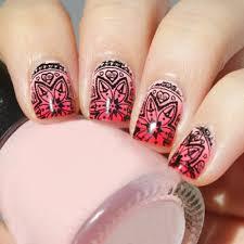 aliexpress com buy 1pc mandala nail art stamp template plate