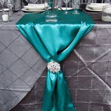 emerald green table runners table runners affordable linen efavormart color emerald green