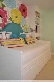 my niece s bedroom makeover before after yaleana s bedroom after 7 built in day bed flanked with built in