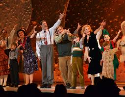 a story the musical returns to new york at