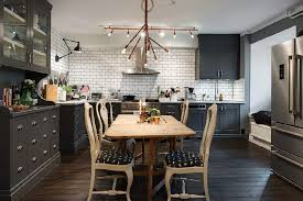 dark walls gray walls dark wood make for a warm cozy apartment