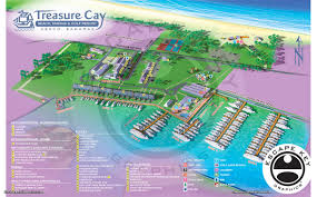 abaco resort map resort and marina illustrated visitors wayfinding maps