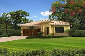 contemporary style house plans florida style home plan with 4 bdrms 2441 sq ft house plan 107 1068