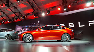 tesla model 3 reservations in china higher than any country other