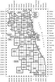 chicago zip code map map of chicago s bridgeport area michael sorensen maps