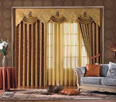 Livingroom Curtains Living Room Curtains With Valance Decorating Clear
