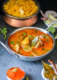 kashmir indian cuisine boneless cooked with yogurt and traditional indian warm