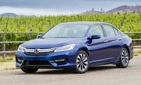 honda family car refreshed 2017 honda accord hybrid pricing rises by 300 to 900