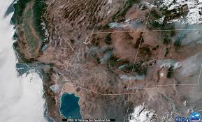 Wildfire Bc Map Interactive by As Wildfires Explode Across The Western U S Satellites Above Spy