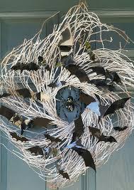 Easy Diy Halloween Wreaths by Easy Diy Halloween Wreath U2013 Lipstick U0026 Curves