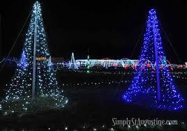 jacksonville drive thru christmas lights