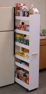 Kitchen Cabinets On Wheels Skinny Kitchen Cabinet Good Furniture Net
