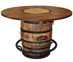 bar tables for sale high resolution barrel bar table 6 jack daniels whiskey barrel