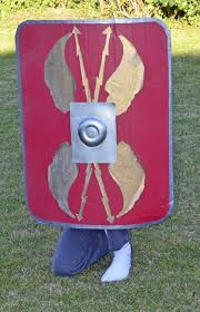 ideas for ks2 roman project make a roman shield ramadan activities pinterest roman shield