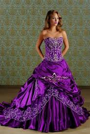 Purple Wedding Dress Purple Wedding Dresses Naf Dresses