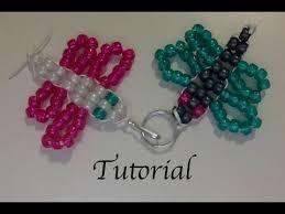 beaded butterfly bracelet images Beaded butterfly keychain tutorial jpg
