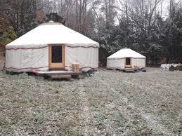 Yurt House That Yurt