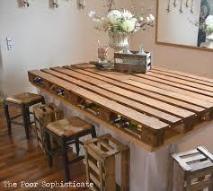 diy wooden pallet bar pallets wooden pallets and bar