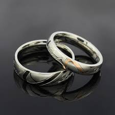 aliexpress buy 2017 wedding band for men 316l aliexpress buy 2017 new fashion heart ring wedding
