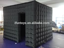 Photo Booth For Sale 210d Oxford Cloth Lighting Photo Booth Inflatables For Sale