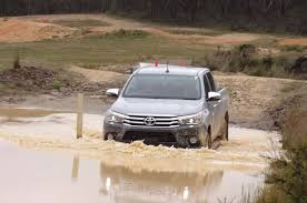 new toyota hilux debuts for other markets better than 2016 tacoma