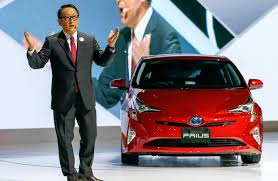 japanese vehicles toyota toyota shakes up a japanese tradition wsj