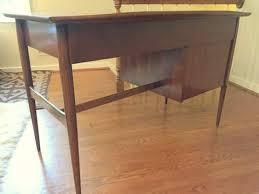 Modern Walnut Desk Mid Century Modern Walnut Desk From The Artisan Collection By
