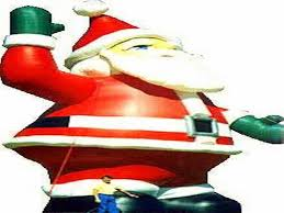 Large Inflatable Christmas Decorations Uk by Giant Cheap Airblown Inflatable Santa Buy Outdoor U0026 Indoor