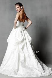 floral jacquard sweetheart pick up wedding dress with ball gown
