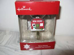 2017 hallmark new home house key snowman ornament ebay