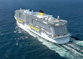 25 body what is the biggest cruise ship in the world 2017