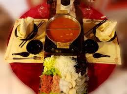 fondue vietnamienne cuisine asiatique une fondue chinoise façon wo cuisine asiatique chinoise thaï