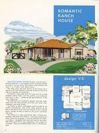 the romantic ranch house u2013 1940 u0027s common sense no pattern required