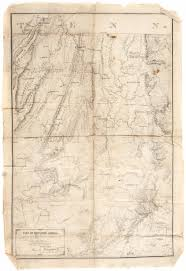 Topographical Map Of Tennessee by William Leduc And The Opening Of The Union U201ccracker Line U2013 October