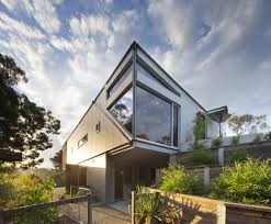 home design magazine au hull shaped roof sailing inspired house in victoria australia