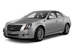 price of 2012 cadillac cts 2012 cadillac cts sedan sedan 4d luxury awd prices values cts