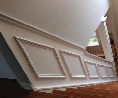 awesome wall moulding ideas with wood floor wainscoting