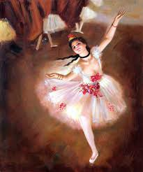 paintings for home decor compare prices on ballerina canvas online shopping buy low price