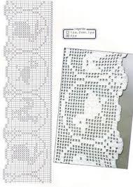 Crochet Easter Decorations Pinterest by Filet Crochet Easter Ornaments Easter Ideas Pinterest Filet