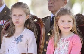 Princess Of England Queens Of England Leonor And Sofia Take To The Stage