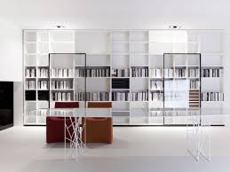 modern home library designs that know how to stand out high