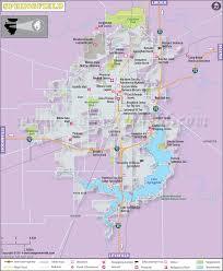 springfield map springfield map map of springfield capital of illinois