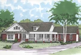 wrap around porch house curved wrap around porch 3007d architectural designs house plans