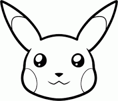 coloring page fancy how to draw an easy 42u pikachu step 5