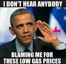What Do You Think Meme - gas prices ghetto red hot