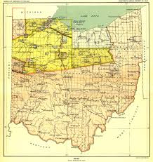 Ohio Map Us by Indian Land Cessions In The U S Ohio Map 49 United States