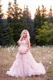Pregnancy Wedding Dresses How To Find A Maternity Wedding Dress With Gf Bridal Couture